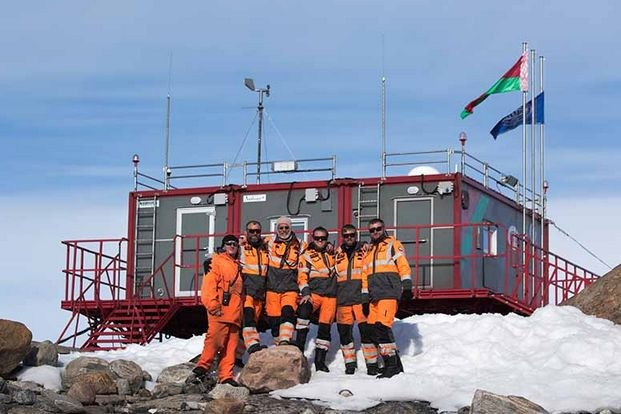 The 10th Belarusian Antarctic expedition is over